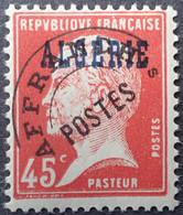 R2062/785 - 1924/1947 - COLONIES FR - ALGERIE - PREO - TYPE PASTEUR - N°8 NEUF* - Unused Stamps
