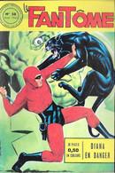 Le Fantôme N°58 Editions Des Remparts BE - Phantom