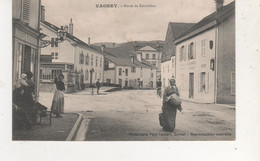 CPA  VAGNEY ROUTE DE ZAINVILLERS - Andere Gemeenten