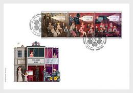 Zwitserland / Suisse - Postfris / MNH - FDC 125 Jaar Cinema 2020 - Unused Stamps