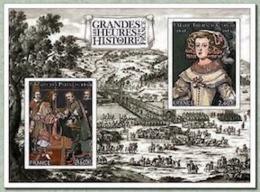 F5236**  Les Grandes Heures De L'histoire De France - Ongebruikt