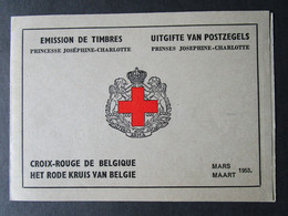 914A, Gestempeld - Booklets 1953-....