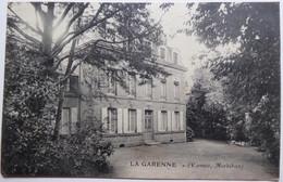 """Maison """"LA GARENNE"""" - 2 Rue Sebastien De Rosmadec - Vannes (Morbihan) - CPA Peu Courante 1912 - Vannes"""