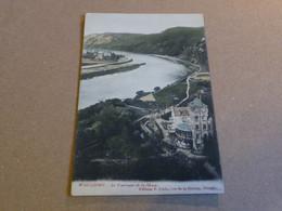 § - WAULSORT  -  Le Tournant De La Meuse - Hastière