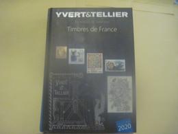 Catalogue Yvert & Tellier FRANCE 2020 En état Presque Neuf (+ Port Colissimo Gratuit) - Newspapers