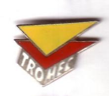 D113 Pin's Logo TROMEC Trohec ONYX INFORMATIQUE Qualité Egf Achat Immédiat - Informatik