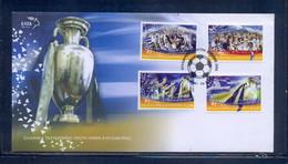 Greece FDC 2004 Euro Champions Soccer Football - FDC