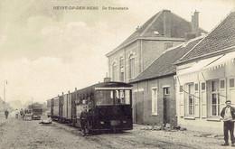 Heyst Op Den Berg De Tramstatie Tram Vapeur - Heist-op-den-Berg
