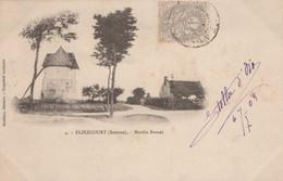 CPA - SELECTION  - FLIXECOURT - Le Moulin Brunel - Flixecourt