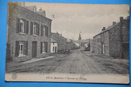 Gedinne 1913: Entrée Du Village - Gedinne
