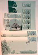 Saudi Arabia Hajj 2020 Stamp Set MNH - COVID Theme - Arabia Saudita