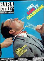 HARA KIRI N° 256 JANVIER 1983 EN TRES BON ETAT - Humor