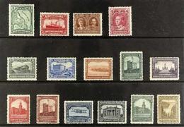 1928-29 Publicity (DLR) Tourist Complete Set, SG 164/178, Very Fine Mint (15 Stamps) For More Images, Please Visit Http: - Zonder Classificatie