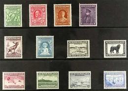 1932 Publicity Complete Set, SG 209/220, Fine Mint (12 Stamps) For More Images, Please Visit Http://www.sandafayre.com/i - Zonder Classificatie