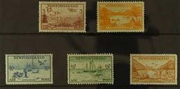 1933 Airmail Set, SG 230/234, Fine Mint (5 Stamps) For More Images, Please Visit Http://www.sandafayre.com/itemdetails.a - Zonder Classificatie