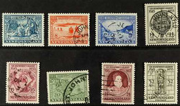 1933 Gilbert 7c - 9c, 14c-32c, SG 241/243, 245/249, Fine Used. (8 Stamps) For More Images, Please Visit Http://www.sanda - Zonder Classificatie