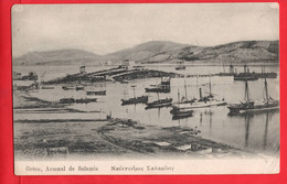 GREECE  ARESENAL DE SALAMIS    Pu 1905 - Grecia