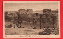 EGYPT     ASSWAN  ASWAN  PHIBAE BEFORE THE INUNDATION   LEHNERT AND LANDROCK   SERIES - Aswan