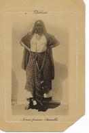 DJIBOUTI  -    Jeune  Femme  Somalie - Djibouti