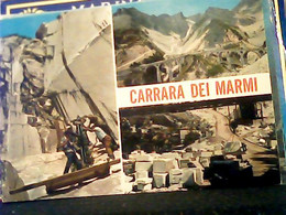 3 CARD CARRARA E LE CAVE DI MARMO VBN1975\78 HW3555 - Carrara