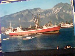 MARINA DI CARRARA NAVE SHIP CARGO  CALA FIGUERA ?  VB1976 HW3557 - Carrara