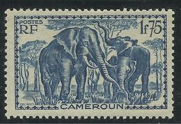 CAMEROUN 1939 YT 184** SANS TRACE DE CHARNIERE - Nuevos