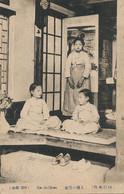 The Children . Young Girls  In Korea  Jeunes Filles - Corea Del Sud