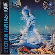 L' ÉCRAN FANTASTIQUE N°8 - Janv. 1979 - Revue Internationale Du Cinéma Fantastique Et De SF - Couverture De W. SIUDMAK - Cinema
