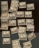 100 Ex Du PA 6. **/*/Ø. Cote 50-eurod   Considéré Comme Une Botte De 100 - Airmail