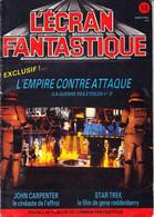L' ÉCRAN FANTASTIQUE N°13 - Juillet 1980 - Toute L'actualité Du Cinéma Fantastique (La Guerre Des étoiles N°2 ...) - Cinema