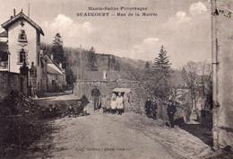 SUAUCOURT   Rue De La Mairie    N°5 - Andere Gemeenten