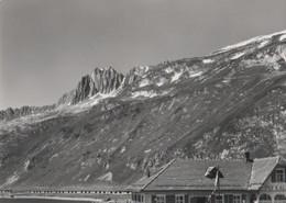 Schweiz - Restaurant Calmot - Oberalppass - Ca. 1965 - UR Uri
