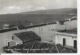 CATANZARO MARINA 1950 - VEDUTA PANORAMICA DEL LIDO - Catanzaro