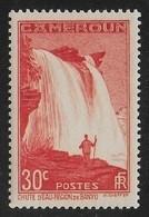 CAMEROUN 1939 YT 170** - CHUTE D'EAU - Nuevos