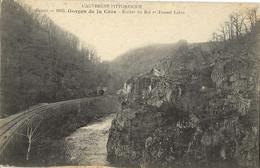 15 - LAROQUEBROU - Gorges De La Cère - Rocher Du Roi Et Tunnel Labro - Altri Comuni