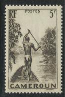 CAMEROUN 1939 YT 189** - Nuevos