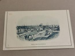 Argentina 1892, Carta Postal  3C Muestra, Boca Del Riachuelo . Non Oblitéré - Entiers Postaux