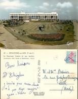 [507660]B/TB//-France  - (62) Pas-de-Calais, Boulogne-sur-Mer, Le Nouveau Casino Et Ses Jardins,Casinos - Boulogne Sur Mer