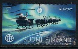 2020 Finland, Europa Cept Used. - Gebruikt