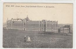 Wien  XIII. - 1915 , Franz Josef  Kaserne , Baumgarten ,  K.u.K. Armee , 1.WK , Militaria - Sin Clasificación