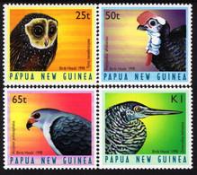 Papua New Guinea - 1998 - Birds Heads - Mint Stamp Set - Papoea-Nieuw-Guinea
