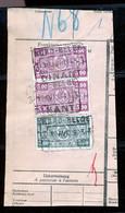 "TR Cachet ""NORD-BELGE - DINANT 3"" - (ref. 759) Op Fragment - 1923-1941"