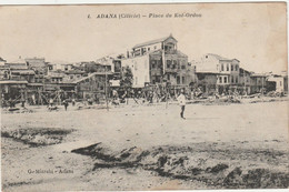 Turquie.  Adana.  Place Du Kol-Ordou. - Turchia