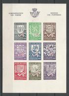 Bloc Feuillet Belgique Non Dentelée  En Neuf **  N 10a - Blocchi 1924 – 1960