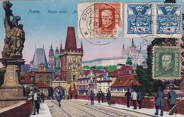 TJECHIE / PRAHA / KARLOV MOST  1926 - República Checa
