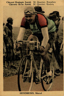 HENDRICKX MARCEL  WIELRENNEN CYCLISMO CYCLISME PUBLI CHICOREI ROESELARE ROULERS CHICORE - Cycling