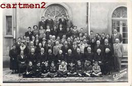 CARTE PHOTO : TARARE GROUPE A IDENTIFIER FETE ECOLE USINE PHOTOGRAPHE E. ETIENNE 69 RHONE - Tarare
