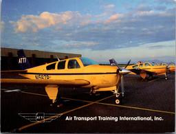 Air Transport Training International Beechcraft F-33 Bonanza 1996 - 1946-....: Era Moderna