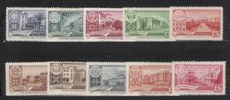 URSS - 1960 - N. 2285/94** (CATALOGO UNIFICATO) - Nuovi