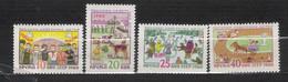 URSS - 1960 - N. 2295/98** (CATALOGO UNIFICATO) - Nuovi